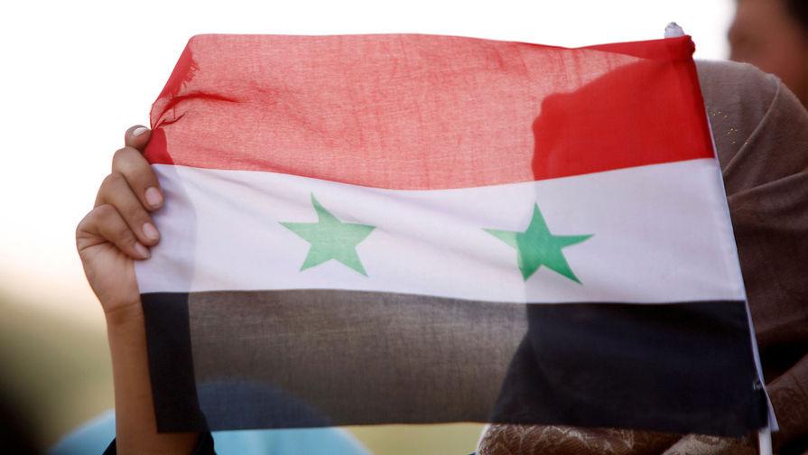 Появилось видео перехвата ракет силами сирийской ПВО
