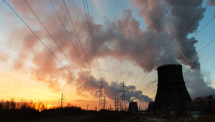 Российские ученые придумали, как сделать тепловые электростанции экологичнее