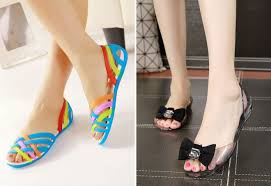 Тонкости выбора обуви для пляжа