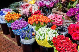 Преимущества покупки цветов с доставкой