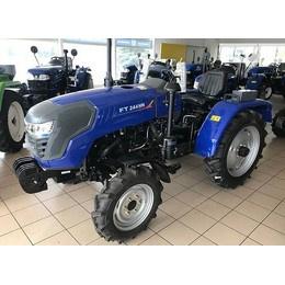 Фермеры переходят на мини-трактора