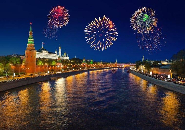 Где в Москве можно посмотреть салют в честь Дня Победы 9 мая, точки запуска