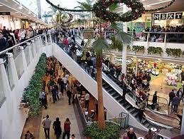 Чего хорошего в торговых центрах