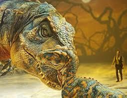 Увлекательные динозавро-роботы, миф или реальность