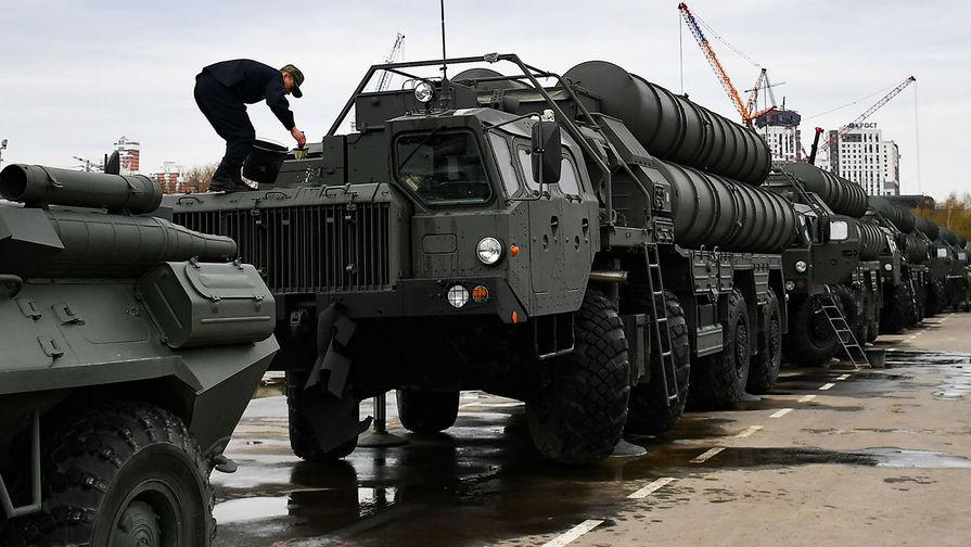 В Кремле раскрыли детали по поставкам Турции С-400