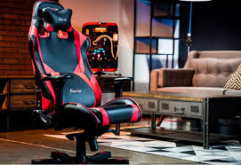 Игровые кресла: о преимуществах