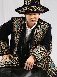 Национальный костюм казахов - шапан: особенности