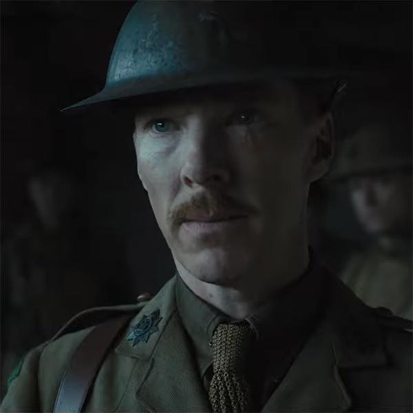 Появился первый дублированный военной драмы «1917» с Бенедиктом Камбербэтчем