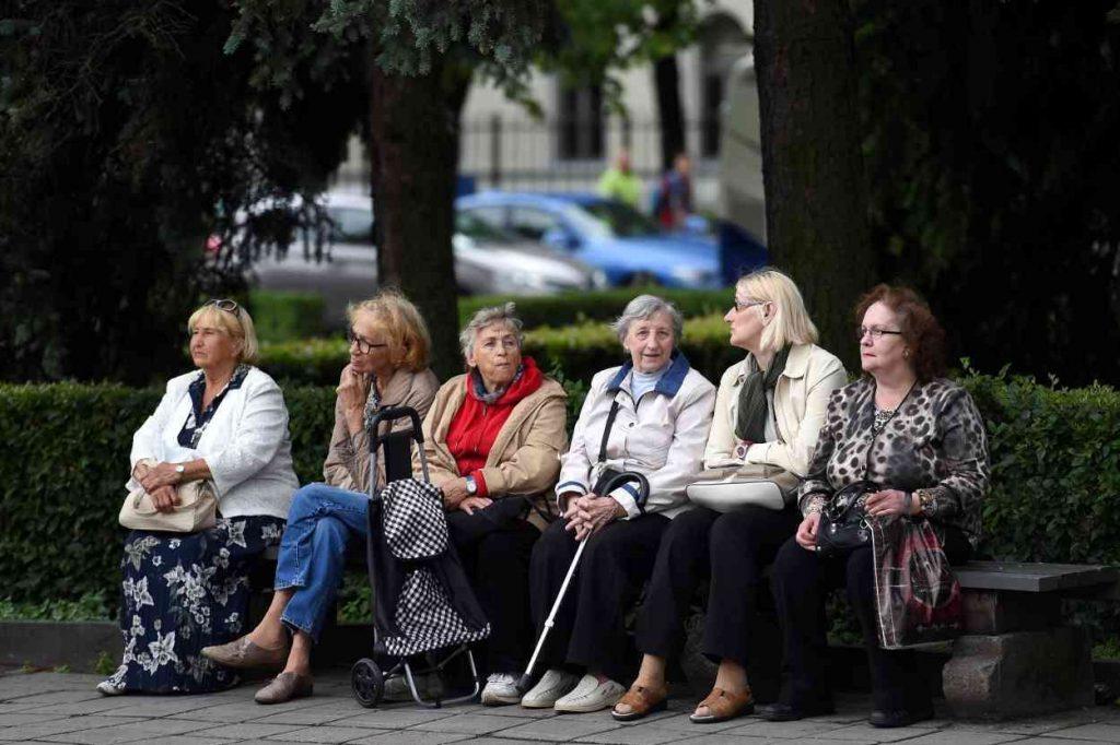 Надбавка к пенсии с 1 сентября 2019 неработающим пенсионерам