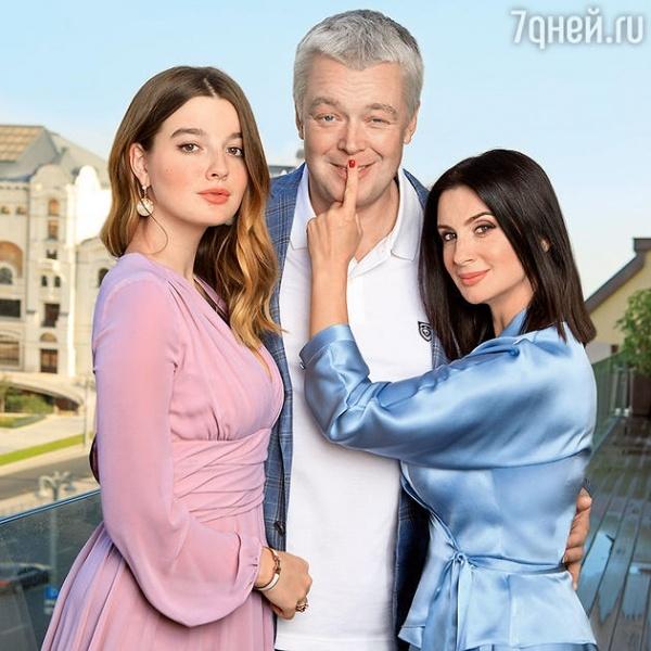 Екатерина и Александр Стриженовы: «Отпускать детей во взрослую жизнь — тяжело и мучительно»