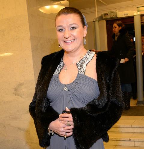 Анастасия Мельникова ждет внуков