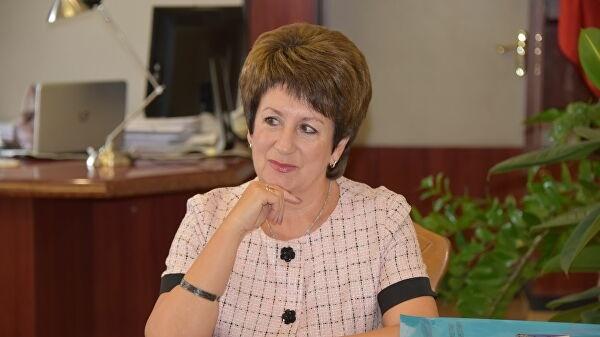 Сенатором от заксобрания Севастополя стала экс-спикер парламента Алтабаева