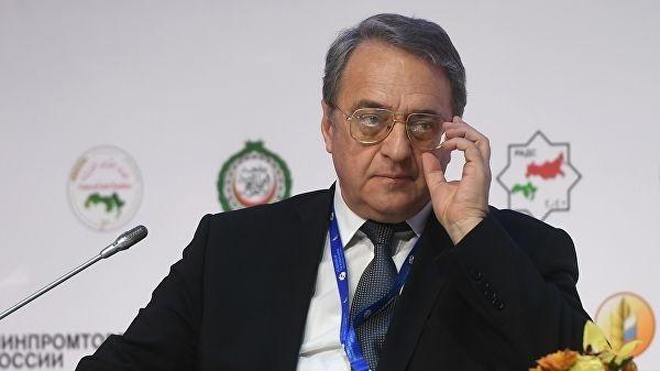Богданов встретился с послом Германии