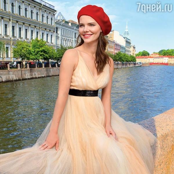 Елизавета Боярская: «Он спокоен, потому что знает: я всегда возвращаюсь назад»