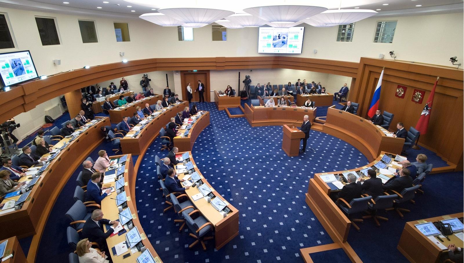 Выборы в Мосгордуму 2019: половина мандатов досталась оппозиции