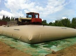 Современные резервуары для хранения топлива