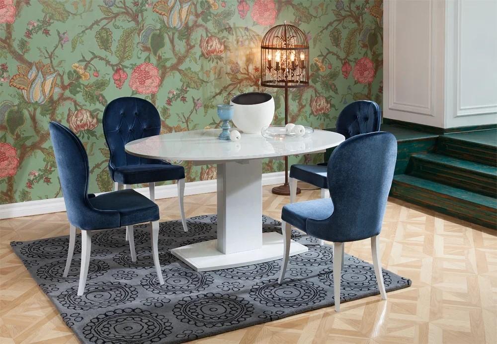Особенности выбора мягких стульев