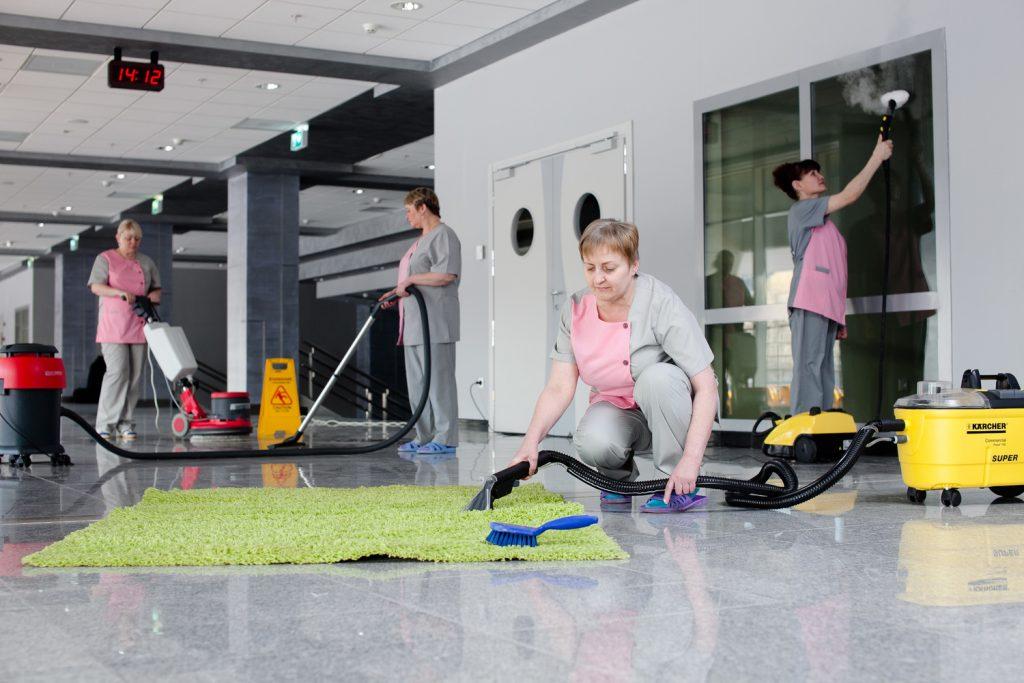 Интервью. Насколько чистая и убранная рабочая среда влияет на продуктивность.