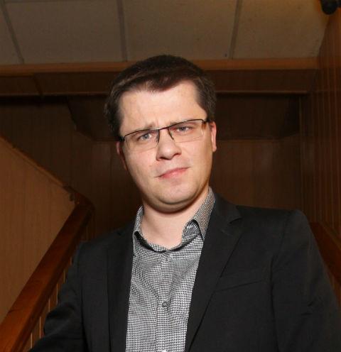 Гарик Харламов прокомментировал сцены секса с Кристиной Асмус в фильме «Текст»