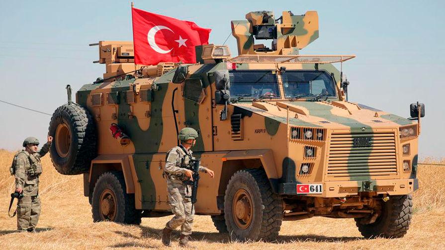 Турция взяла под контроль Рас эль-Айн в Сирии