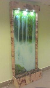 Декоративные водопады для гармоничного дизайна