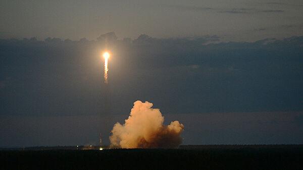 Минобороны вывело на орбиту военный спутник-инспектор