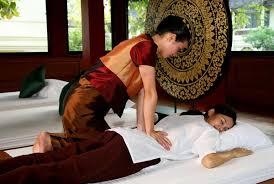 Тайский массаж: особенности