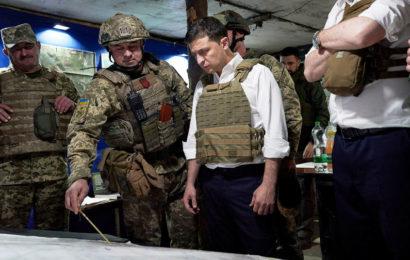 Зеленский принял закон о воинских званиях по образцу НАТО