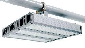 Промышленные светодиодные светильники: особенности