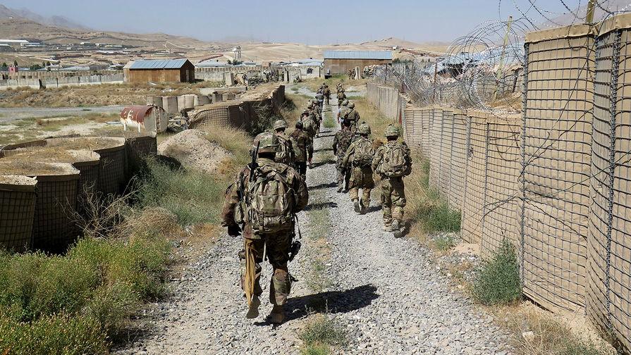 СМИ: США планируют вывод трети войск из Афганистана