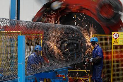 В Германии призвали ЕСответить наудар США по «Северному потоку-2»