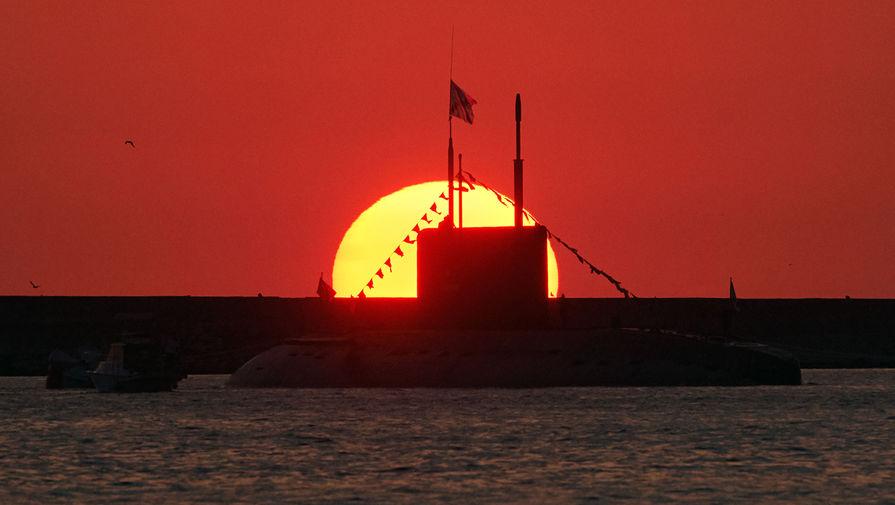 Атомные подлодки «Тула» и «Карелия» провели учения в Баренцевом море