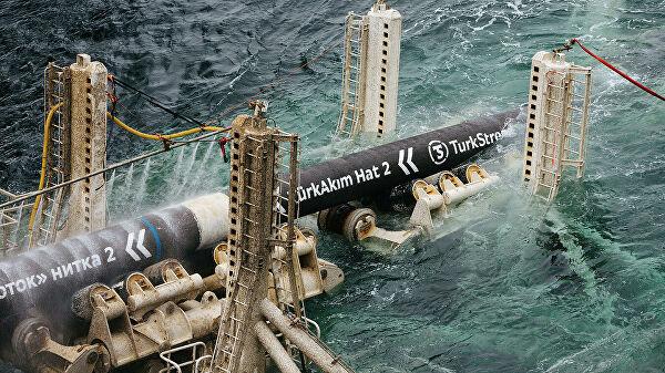 """Миллер рассказал о контрактах на поставки газа через """"Турецкий поток"""""""