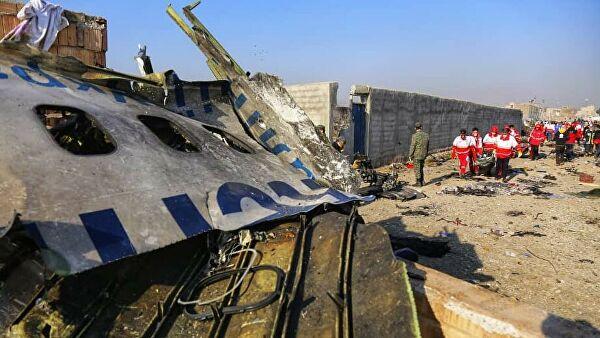 МИД Ирана открыл горячую линию в связи с крушением украинского Boeing