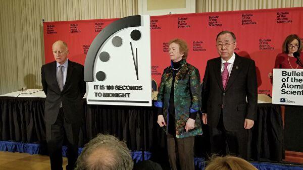 Сто секунд до Судного дня. Ученые прогнозируют глобальную катастрофу