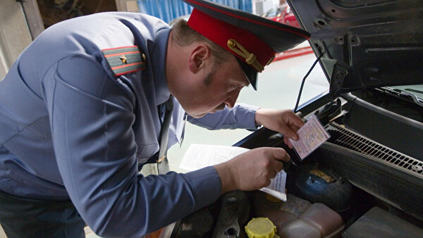 Проверку компаний, проводящих техосмотр, планируют поручить МВД