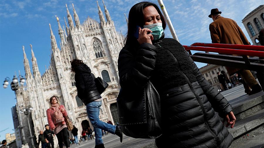 В Италии - 30 тысяч больных коронавирусом и 2,5 тысячи умерших