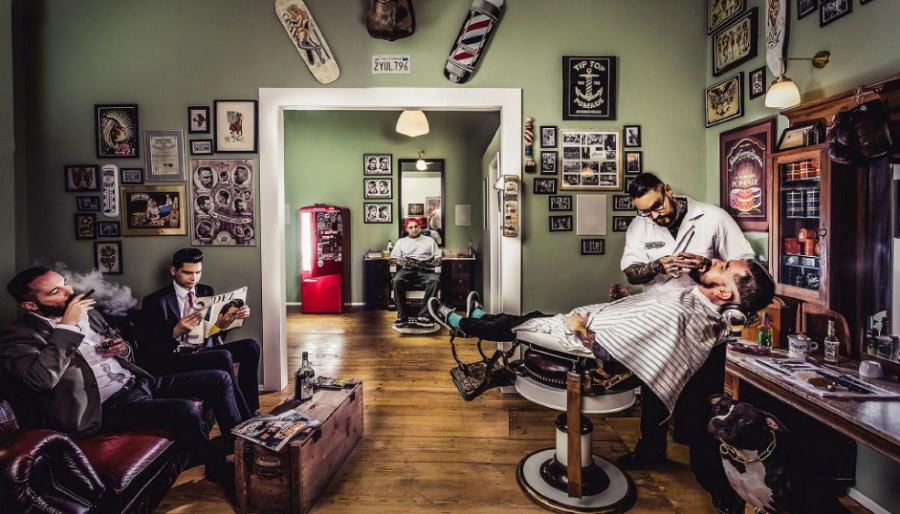 Что такое БарберШоп (Barbershop): о мужских модельных стрижках