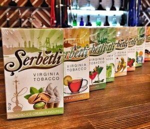 Палитра вкусов Serbetli по привлекательным ценам