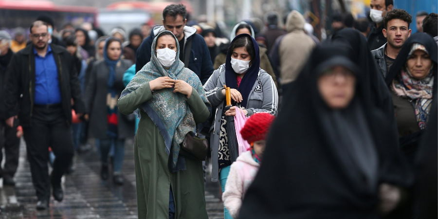 Турция закрыла границы в связи с эпидемией коронавируса