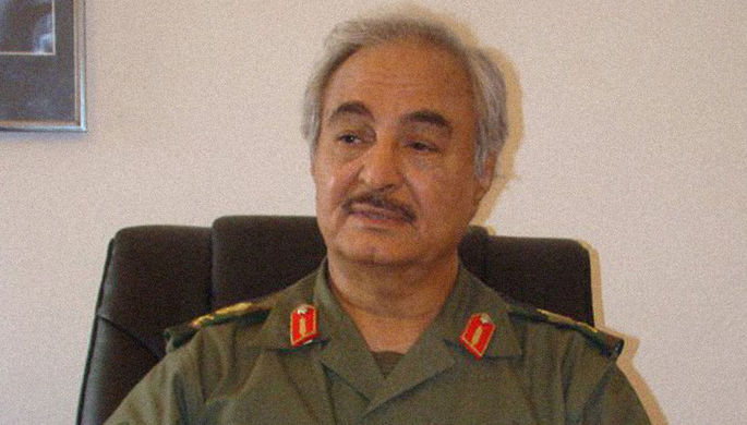 СМИ: Хафтар готов к перемирию с ПНС