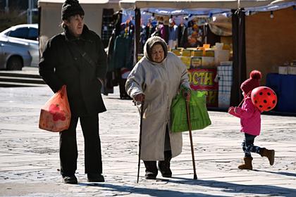 В России усомнились вреализации плана поснижению бедности