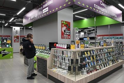 В России аномально выросли продажи смартфонов