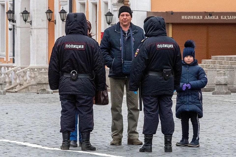 Названы размеры штрафов в Москве за нарушение режима самоизоляции