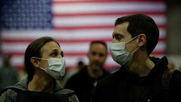 В США уже 200 тысяч инфицированных коронавирусом