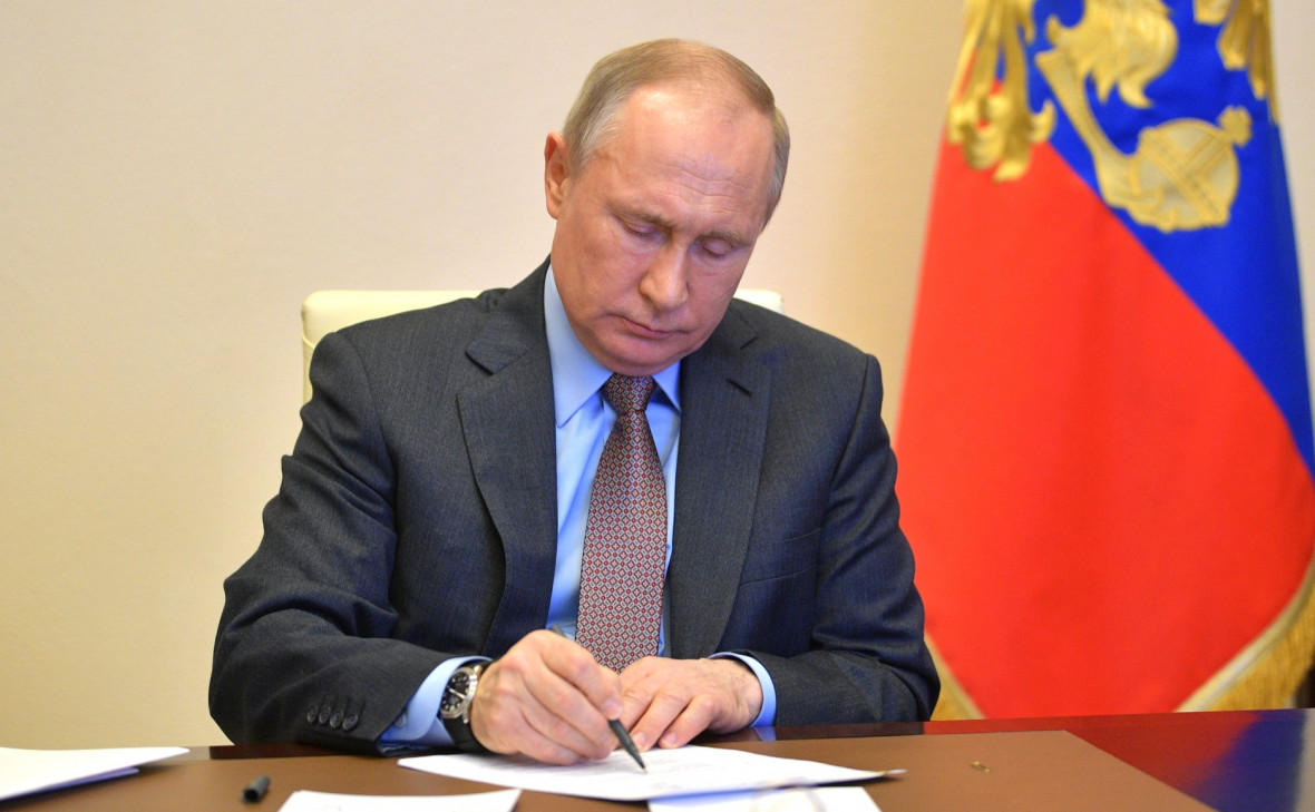 Путин в очередной раз продлил нерабочие дни из-за пандемии