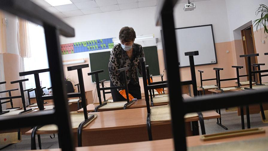 Учебный год для школьников в России закончится раньше срока