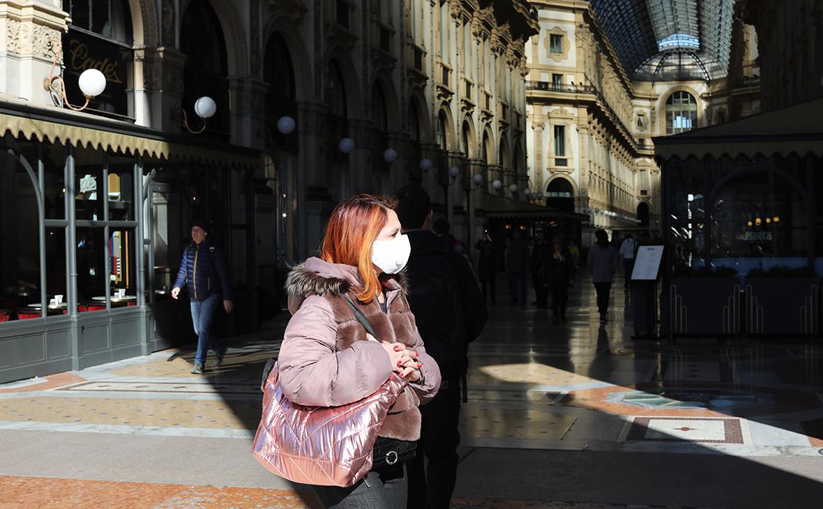 В Италии обстановка стабилизируется, новых заражённых всё меньше