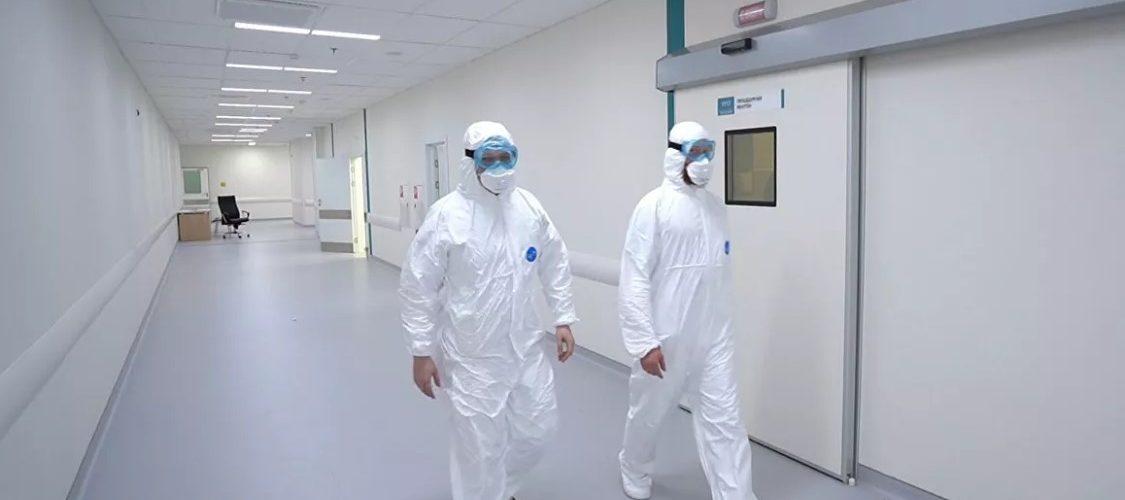 В Москве ситуация из-за пандемии резко осложнилась