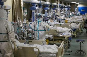 В России могут изменить порядок госпитализации при коронавирусе